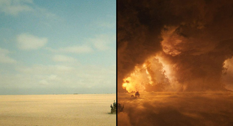 Filmeffekte und CGI sichtbar gemacht