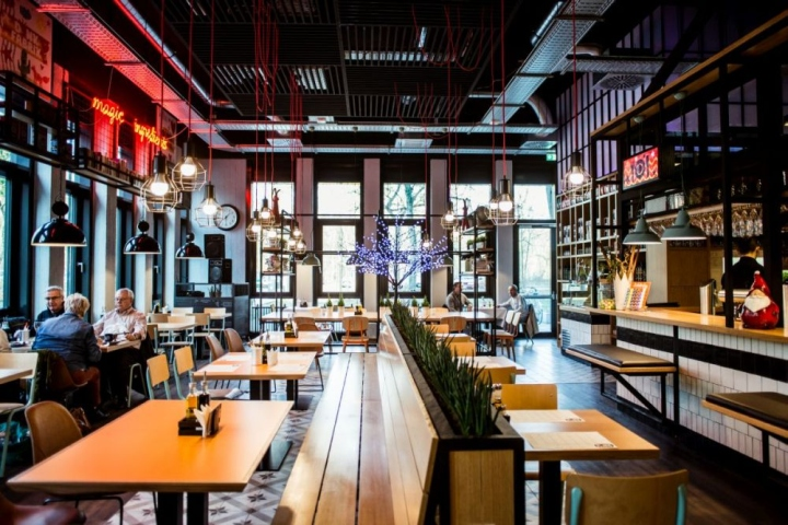 Denk Farbik Bar in Karlsruhe