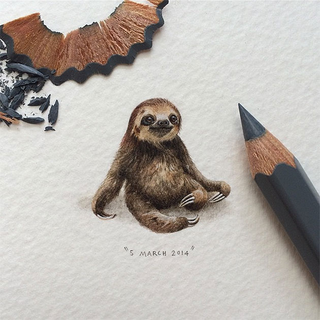 Lorraine-Loots-paintings-for-ants2