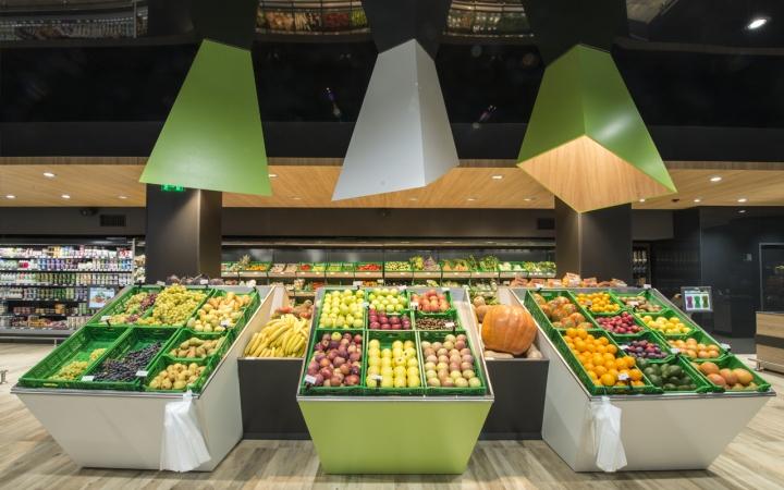 VMV Supermarket in Sofia