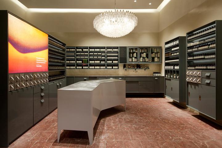Aesop Store in Hanover