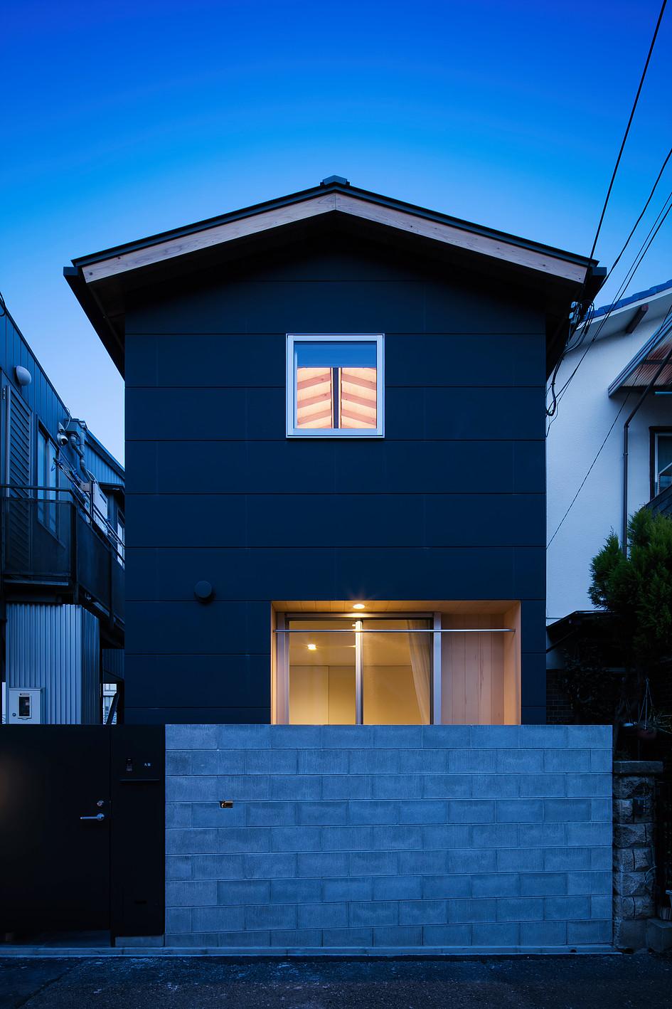 House in Ishibashi