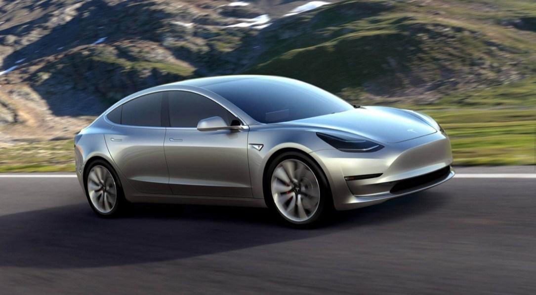 Tesla Model 3 vorgestellt