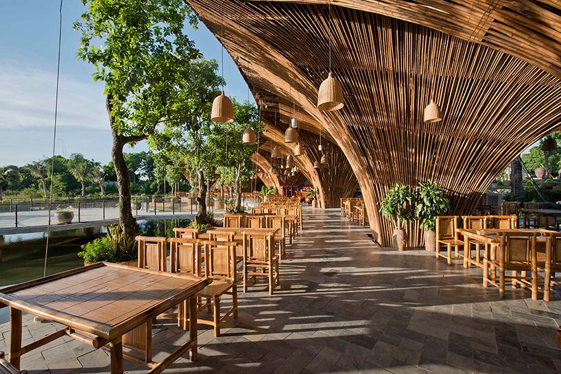 Bambus Restaurant in Hanoi