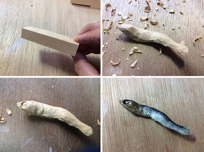 Realistisches Holz