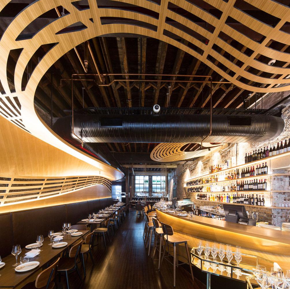 Lot 1 Café in Sydney