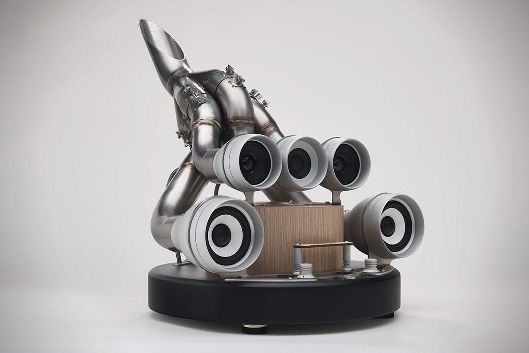 Musik aus einem 12-Zylinder