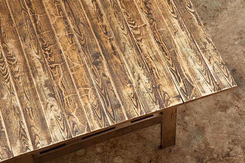 serial-planks-francesco-faccin-nilufar-gallery-milan-design-miami-basel-designboom-01