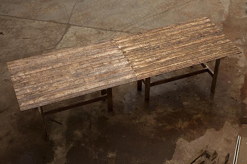serial-planks-francesco-faccin-nilufar-gallery-milan-design-miami-basel-designboom-02