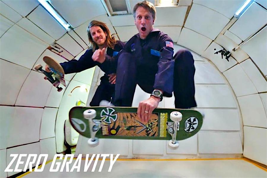 Tony Hawk - Skaten ohne Schwerkraft