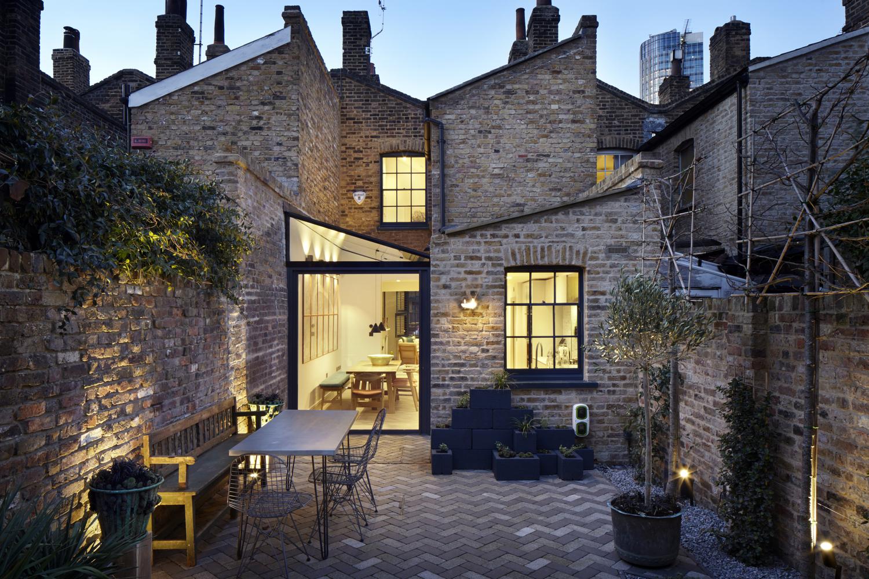 Lambeth Marsh House in London