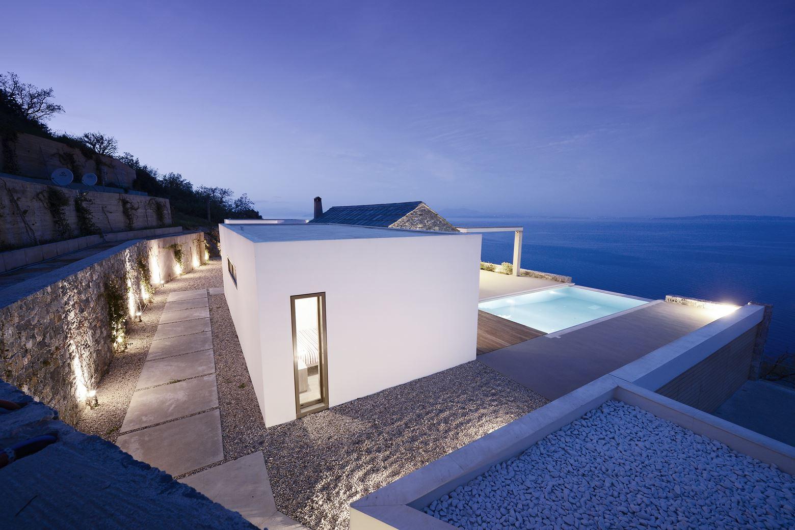 Villa Melana in Griechenland