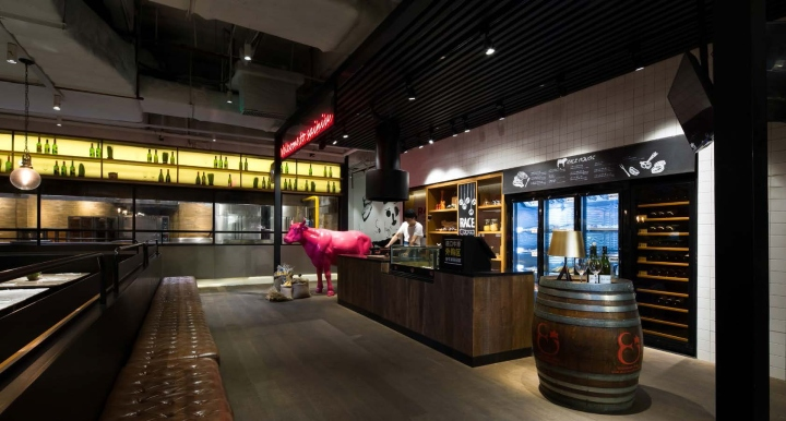 Race Steak House in Guangzhou
