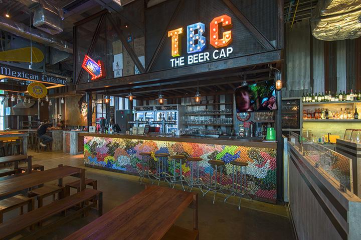 The Beer Cap in Bangkok