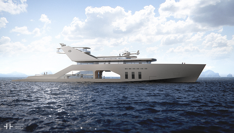 108M Yacht by Hareide Design