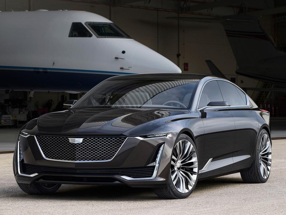 Cadillac Escala Konzept