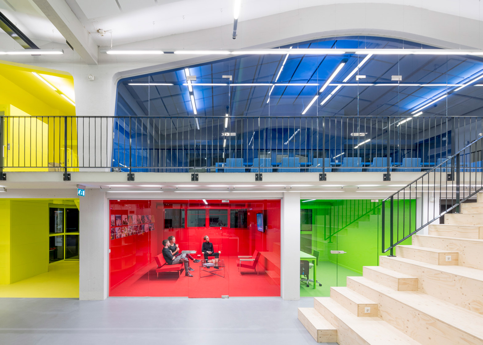 MVRDV Office in Rotterdam