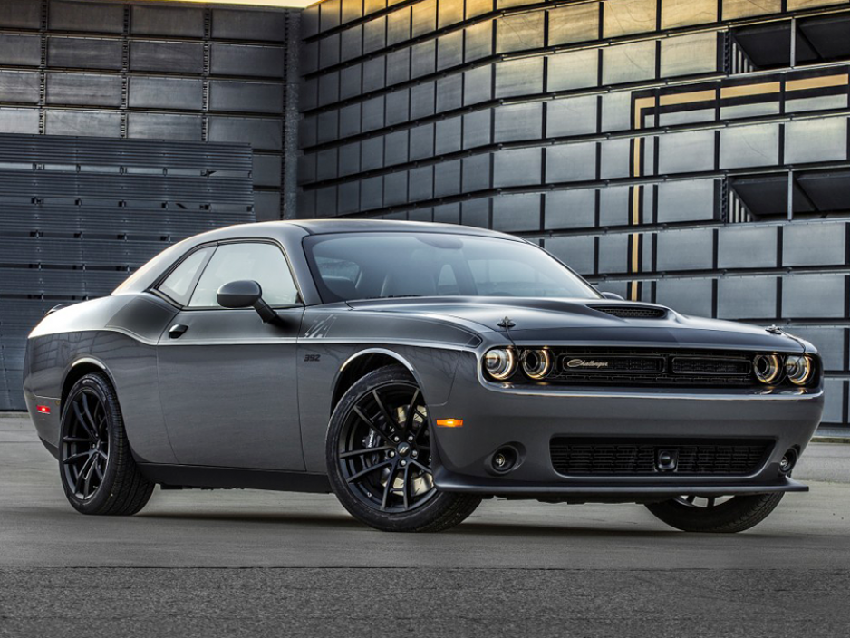 Dodge Challenger & Charger 4x4