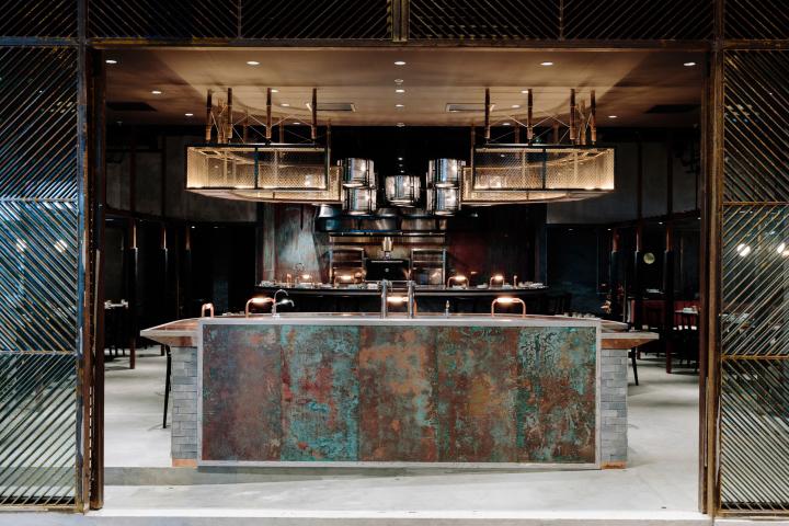 Rhoda Restaurant Hong Kong
