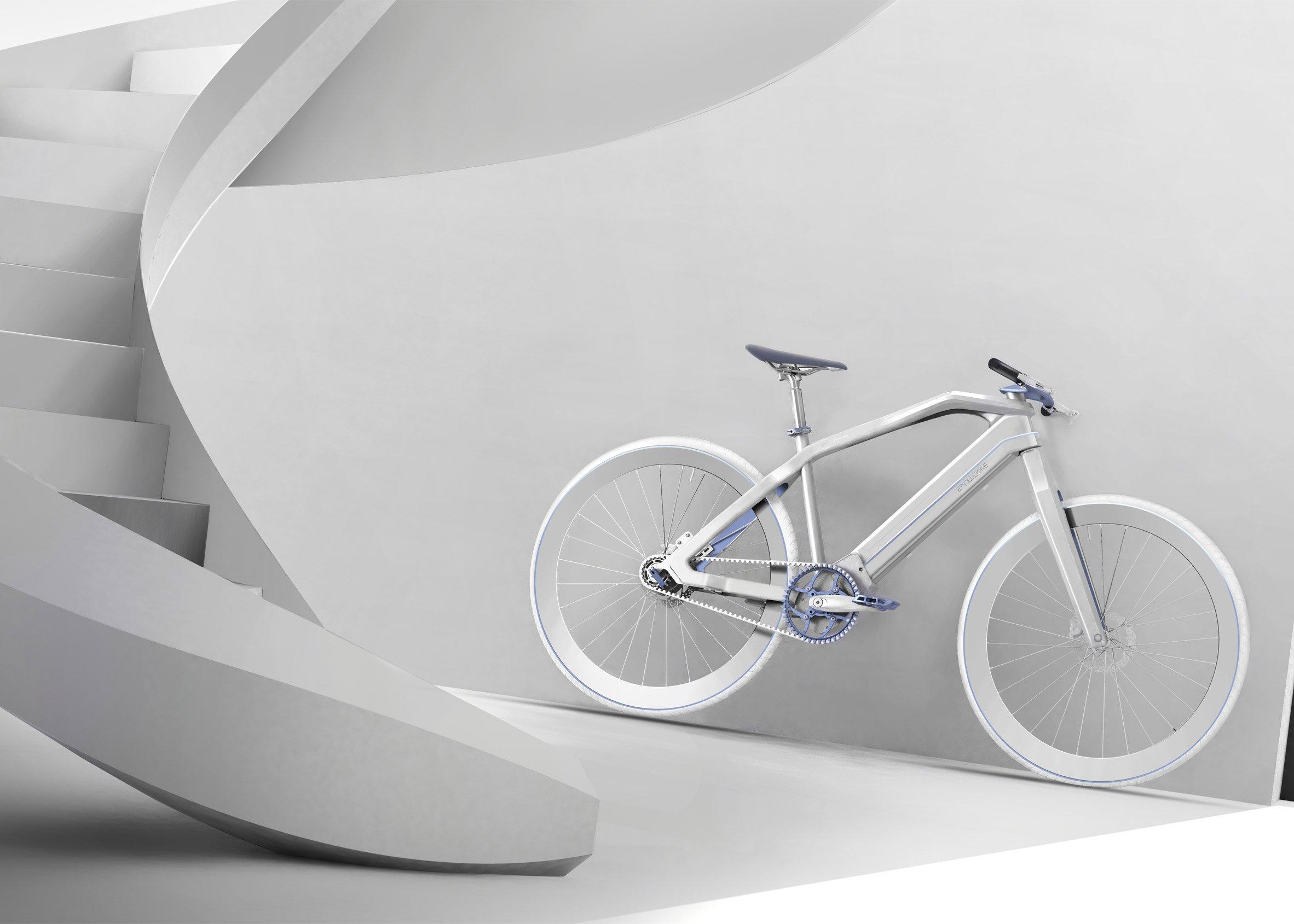 E-Bike von Pininfarina
