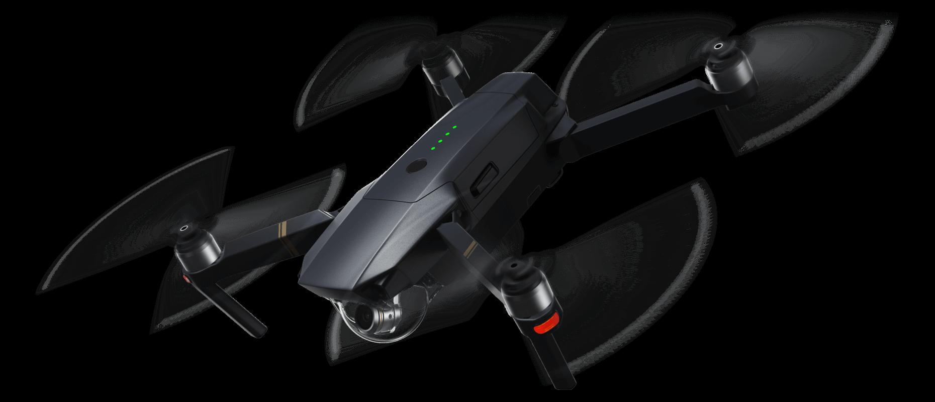 DJI Mavic Pro - Faltbare 4K Drohne