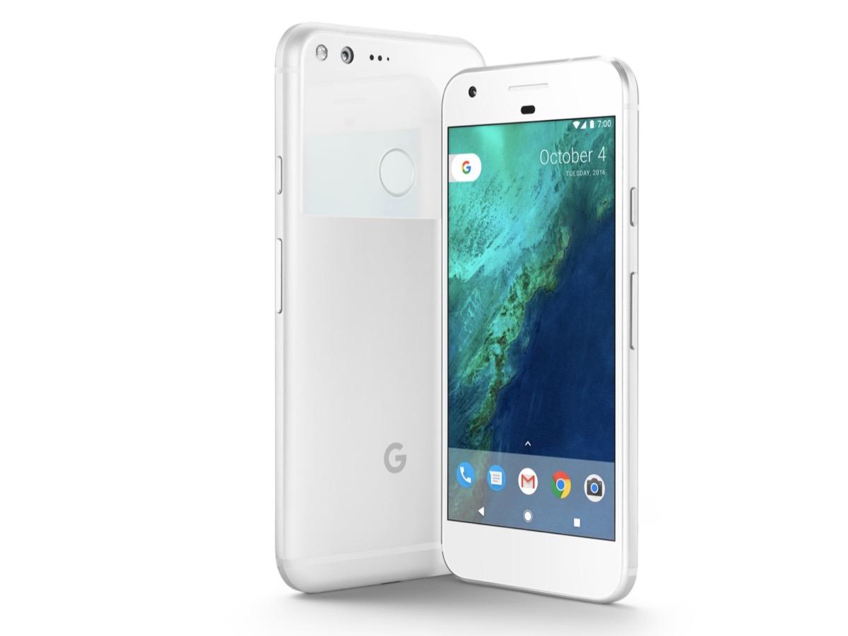 Google Pixel / Daydream / Home / Chromecast
