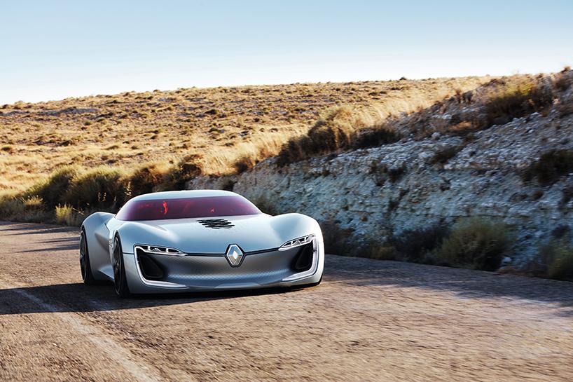 Renault Trezor Konzept
