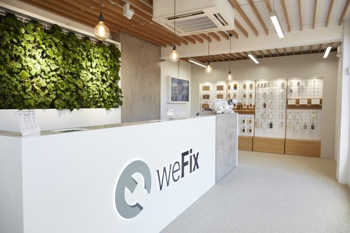 WeFix Store in Kapstadt