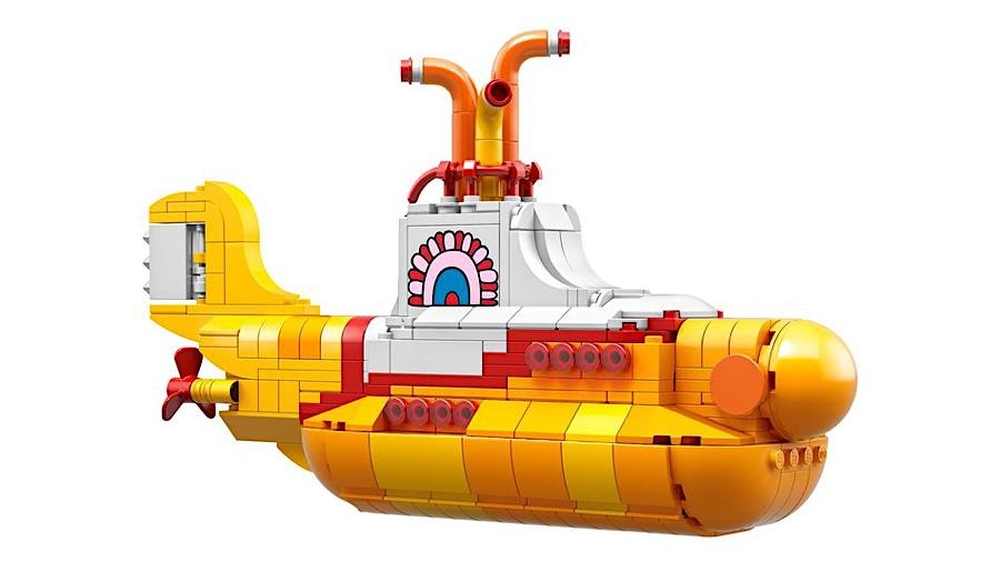 LEGO - Yellow Submarine