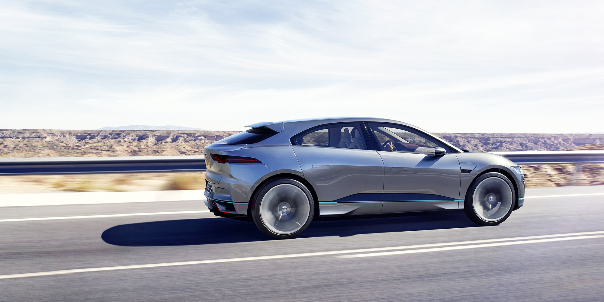 elektrischer Jaguar i-PACE