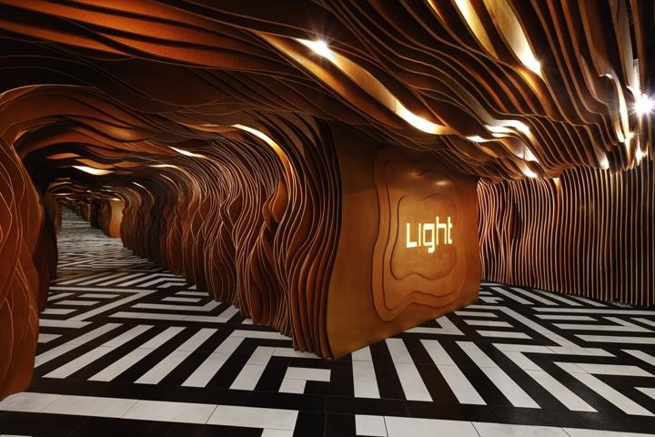 Light Club in Mexiko