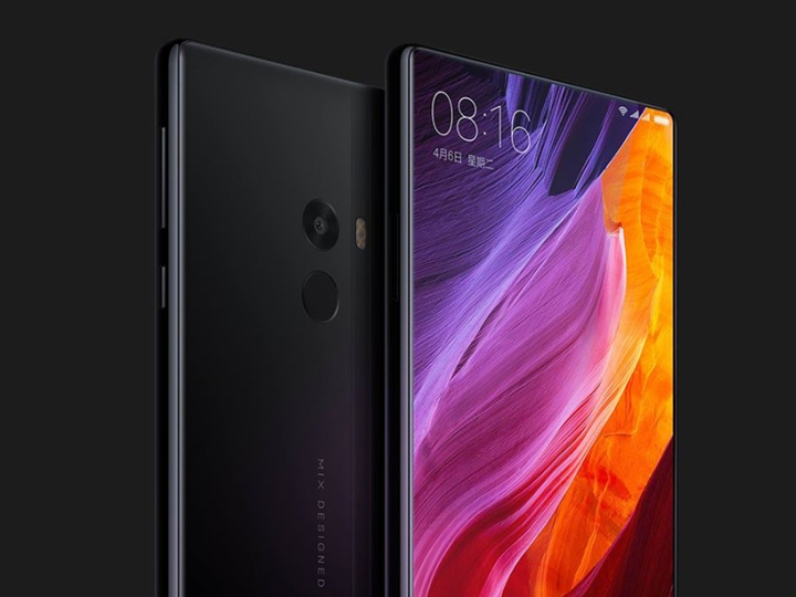Philippe Starck designs Xiaomi Mi MIX