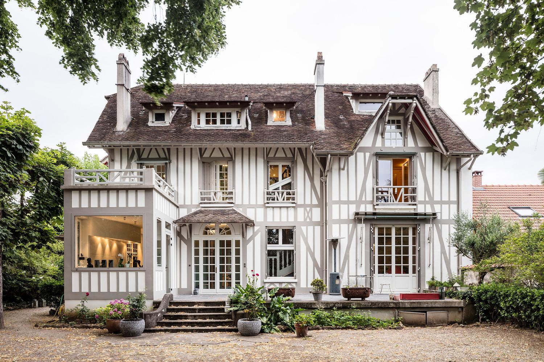 Haus an der Rue de Reuilly in Paris