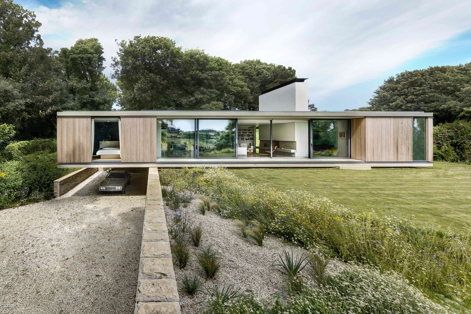 The Quest Villa in Swanage