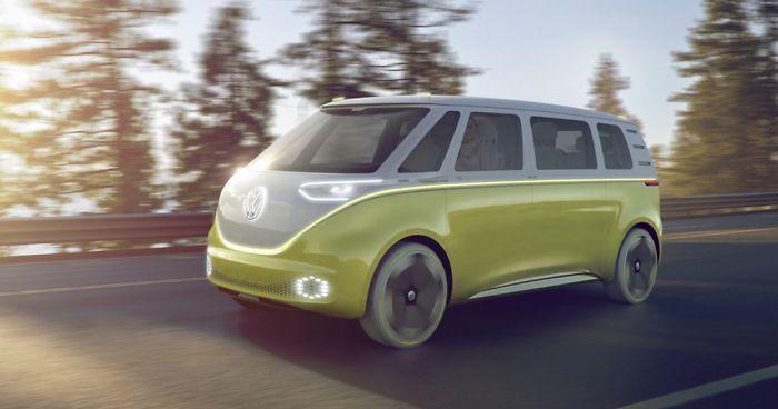 VW Buzz - der elektrische Bus