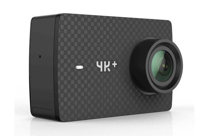 Yi 4K+ Actioncam vorgestellt