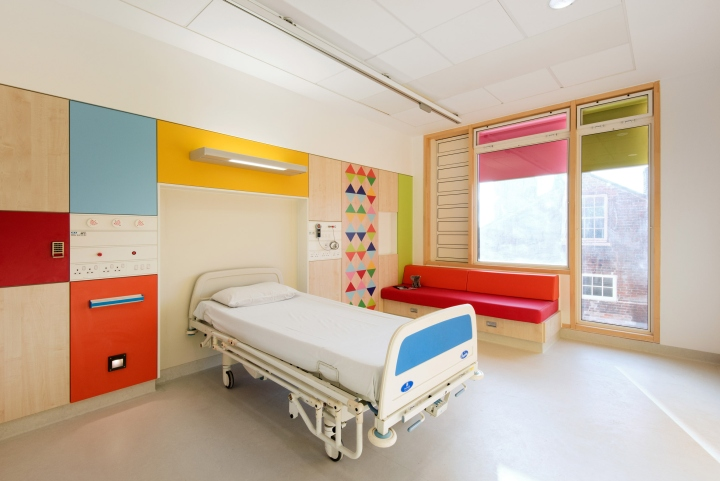 Kinderspital in Sheffield UK