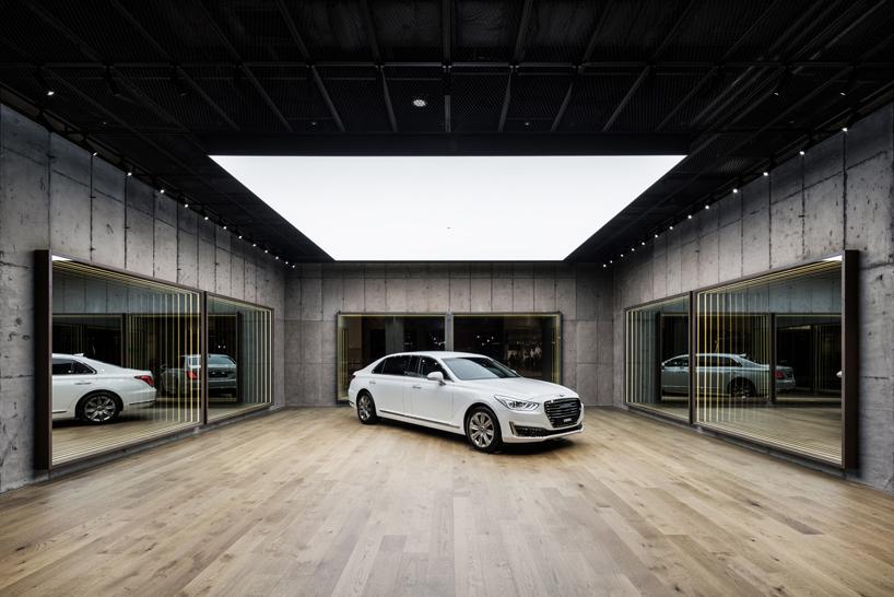 Hyundai Genesis Studio in Hanam