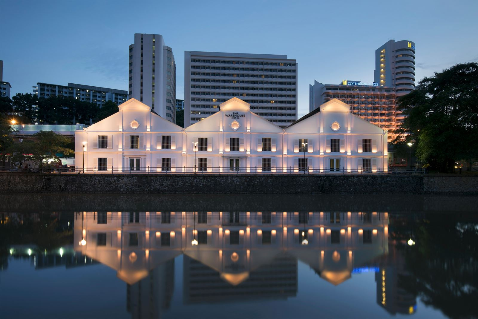 The Warehouse Hotel in Singapur