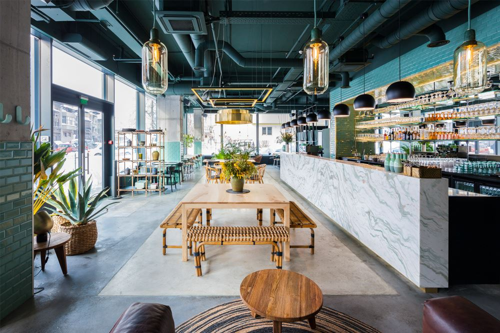 KANE World Food Studio Restaurant
