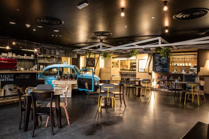 3&Barista Café in Kuwait