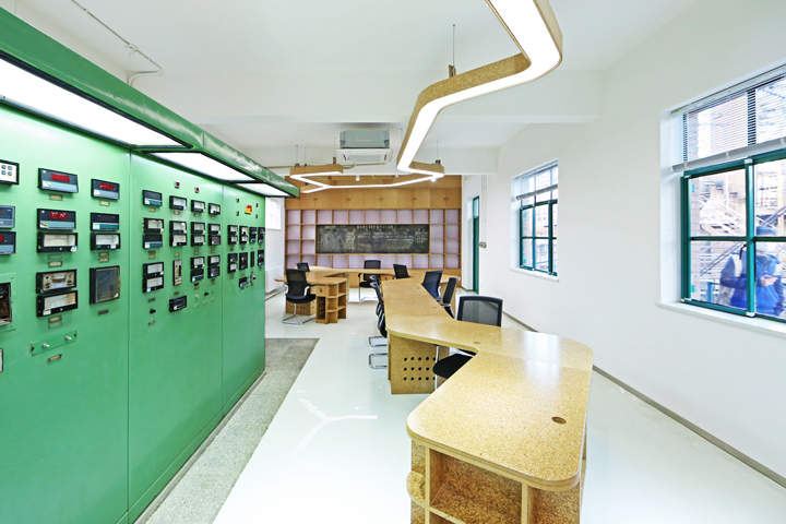 751 Creative Industrial Office in Peking