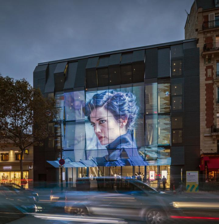 Grosses Kino: Gaumont Pathé in Paris