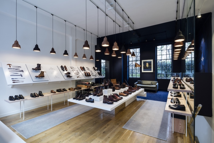 Joseph Cheaney Store in London