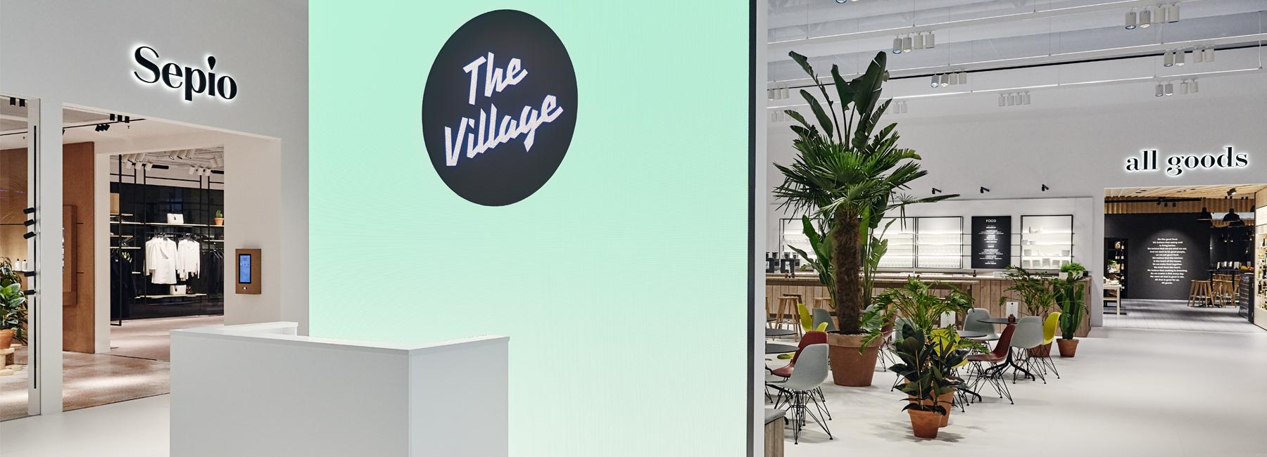 VITRA Village an der Euroshop 2017