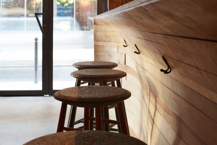 Woodwine Bar in Paris