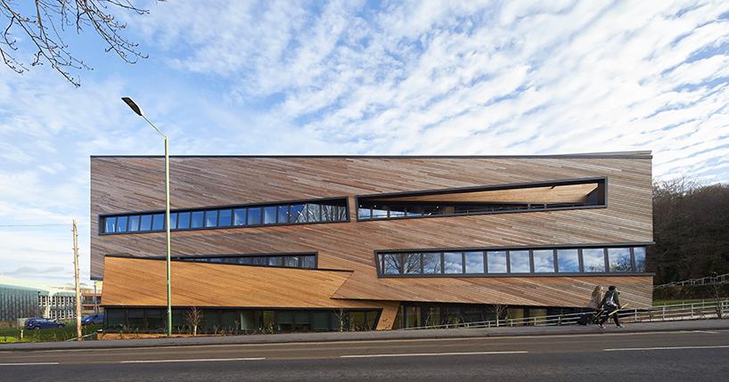 Durham University von Daniel Libeskind