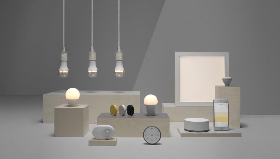 IKEA bringt smartes Licht
