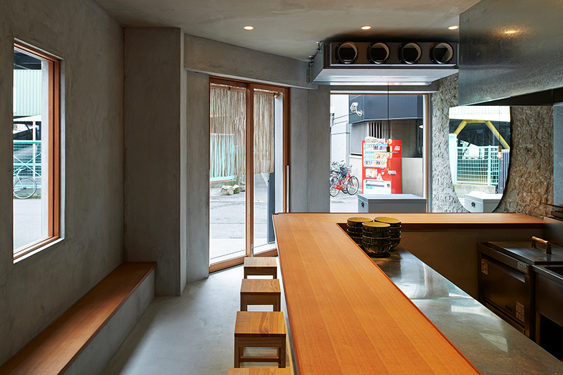 Ninkipen Udon Restaurant in Osaka
