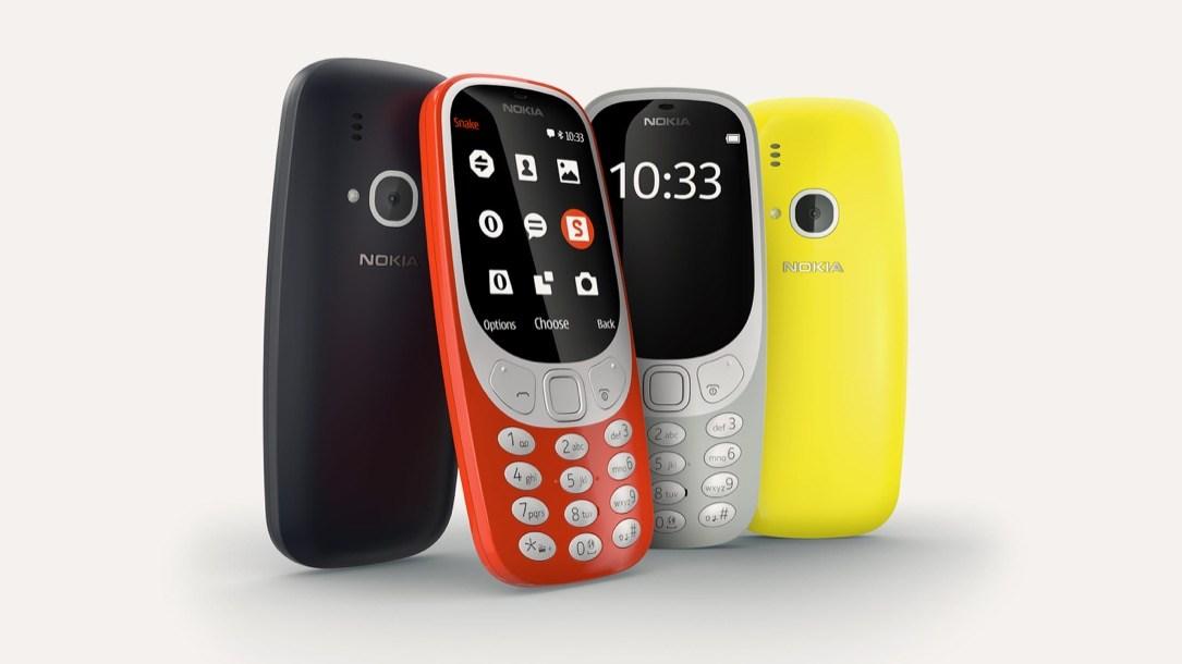 MWC2017: Nokia 3310